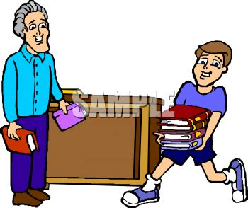 12397 student helping student clipart royalty free clipart