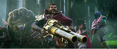 Ahri Legends League Leona Dawn Riot Games