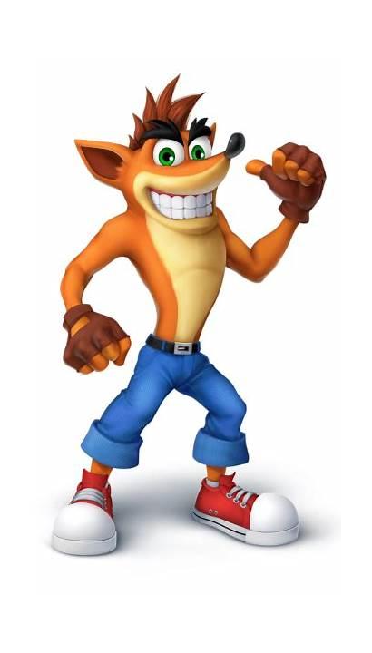 Crash Bandicoot Render