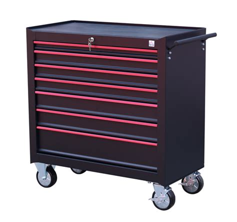 storage cabinet on wheels heavy duty tool storage cabinet box steel chest 7 drawers