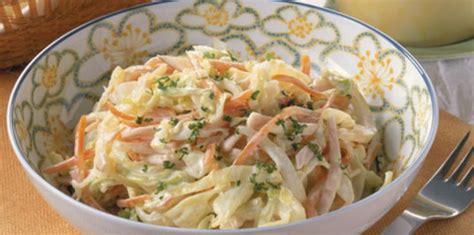 cuisinez facile salade de chou à l 39 américaine facile et pas cher
