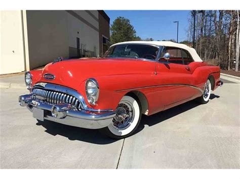 1953 Buick Skylark For Sale