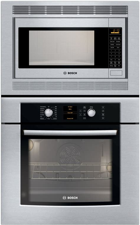 bosch hbluc   microwave combination wall oven