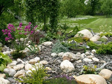 rock garden ideas for small yards 15 cool small rock