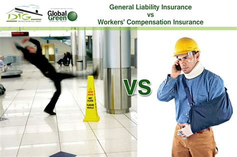 Find out what it covers and then add it to your business insurance policy today. General Liability Insurance vs. Workers' Compensation ...