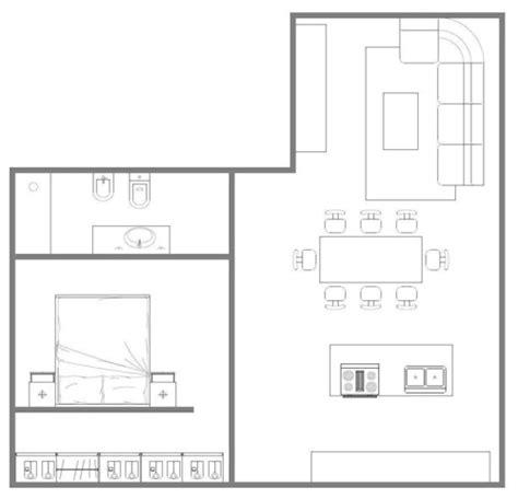 misure soggiorno soggiorno con angolo cottura dimensioni minime top