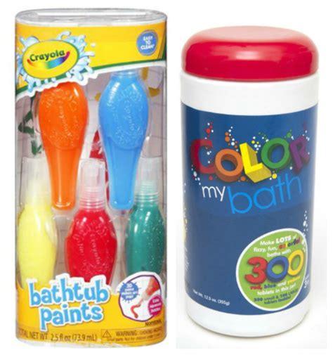 children s bathtub paint naturals kids bath time body