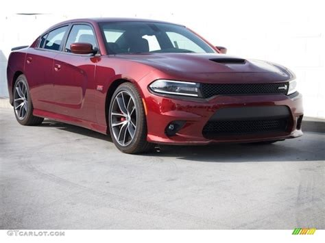 2017 Octane Red Dodge Charger R/t Scat Pack #119753538