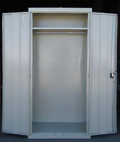 Wardrobe Units For Sale by Used Metal Wardrobe Cabinet For Sale Offers Plenty Of