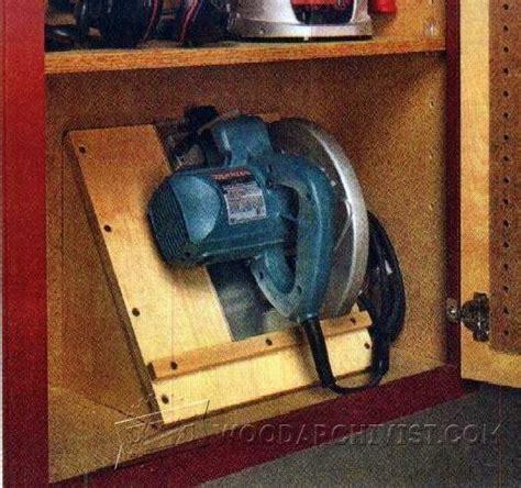 circular  storage caddy woodarchivist