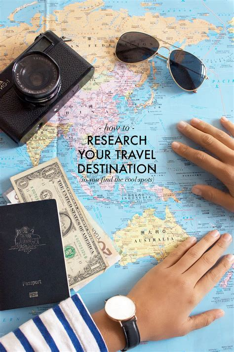 5 Steps For Researching Your Next Travel Destination So