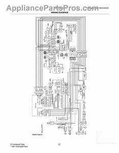 Parts For Electrolux E23cs75dss7  Wiring Diagram Parts