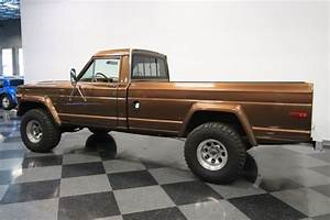 1988 Jeep J10 4x4 Pickup Truck 360 V8 3 Speed Automatic