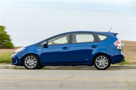2017 Toyota Prius V Review, Ratings, Specs, Prices, And