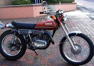 1971 Yamaha 125 Enduro Parts