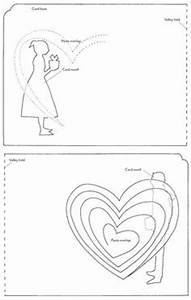 3d pop up card templates free - do it yourself pop up valentine s day card study 8