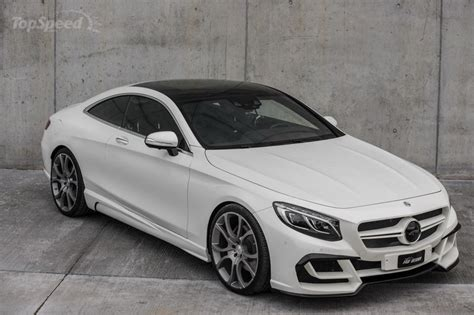 2016 Mercedes S-class Coupe Gets A New Look