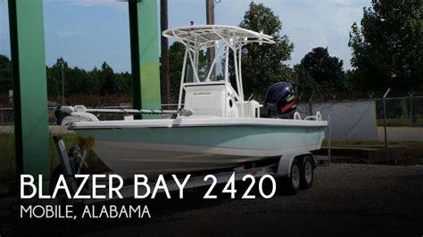 Bay Boats For Sale Mobile Al by Canceled Blazer Bay 2420 Boat In Mobile Al 137510