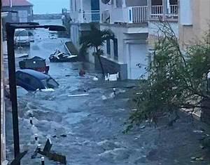 Hurricane Irma flooding in St Martin | Hurricane Irma ...