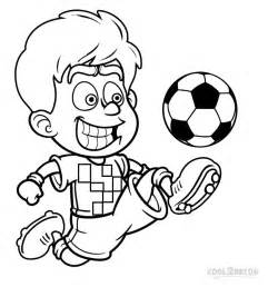Football Players Coloring Pages Printable