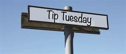 Tip Tuesday Header