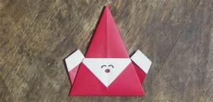Origami Facile Noel : origami p re no l super facile ~ Melissatoandfro.com Idées de Décoration