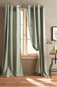 dkny duet grommet lined window curtain panel