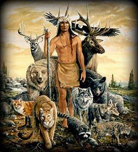 Native American Spirit Guide Animals