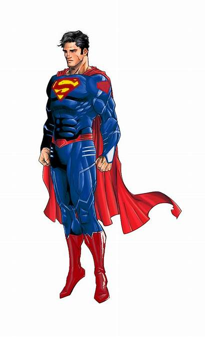 Superman Redesign Deviantart New52 Dcnu Deviant
