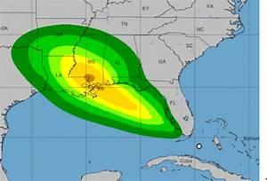 Tropical Storm Gordon path track Hurricane Season 2018