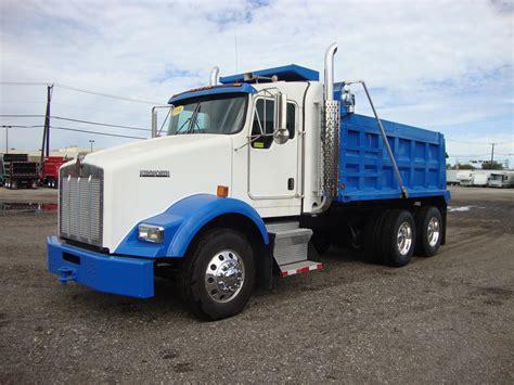 pictures of kenworth trucks kenworth dump trucks for sale
