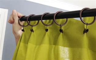 Pinces à Rideaux by Making Pleated Curtain Panels The Easy Way Young House