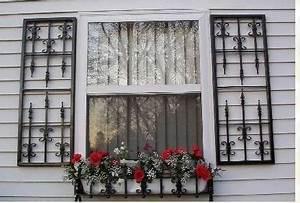 Shutters (wrought iron) Home Pinterest Wrought iron