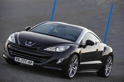 peugeot rcz 2010 peugeot rcz sports coupe orders almost exceed