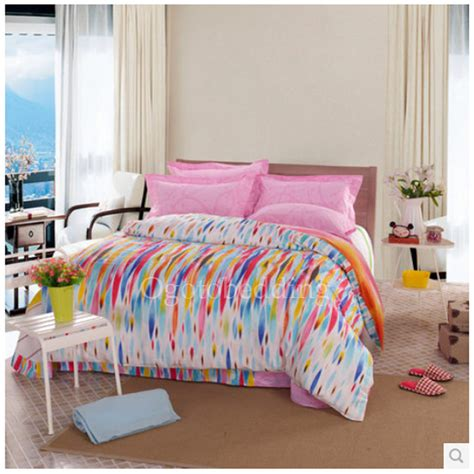 Best Artistic Colorful Patterned Teen Guy Bedding Sets