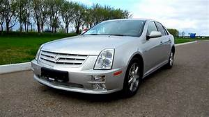 2008 Cadillac Sts  Start Up  Engine  And In Depth Tour