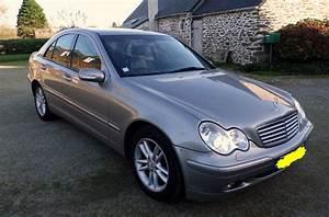Mercedes Classe A 2003 : voiture occasion mercedes classe c de 2003 137 000 km ~ Gottalentnigeria.com Avis de Voitures