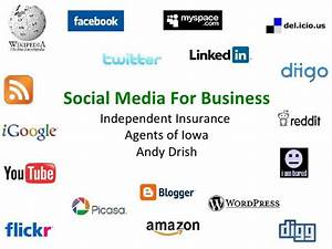 Social Media for Independent Insurance Agents of Iowa