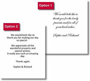 wedding thank you note wording photo gallery of the With examples of wedding gift cards