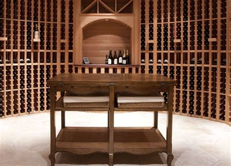 building your own home wine cellar the reluctant gourmet