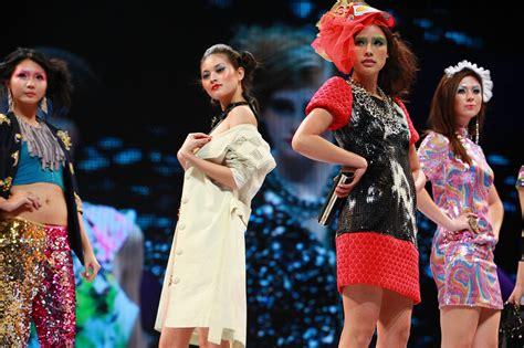 Singapore Fashion Show Pictures