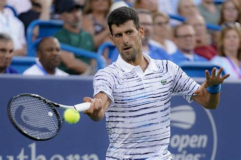 View the full player profile, include bio, stats and results for novak djokovic. Novak Djokovic, Serena Williams Top Picks at 2019 US Open