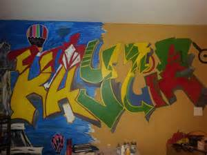 Rasta Graffiti Art