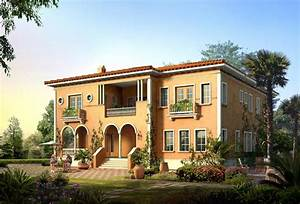 Italian villas designs