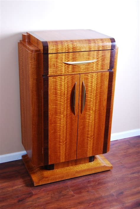 liquor cabinet furniture crafted deco bar by m s woodcraft custommade com