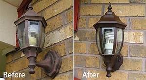 painting light fixtures see your paintings in new With painting an outdoor light fixture