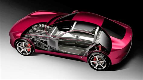 This Is The New Tvr's Carbon Istream Chassis