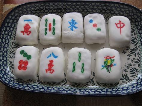 mahjong cuisine 238 best mah jongg food images on cookie