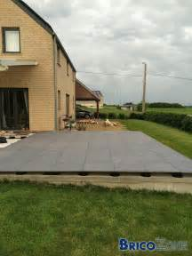 Carrelage Pose Sur Plot by Terrasse Carrelage Sur Plots