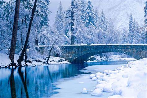 Yosemite Bridge Bing Wallpaper Download